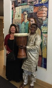 Motherland Rhythm Community and Benkadi BioSand Filter Project