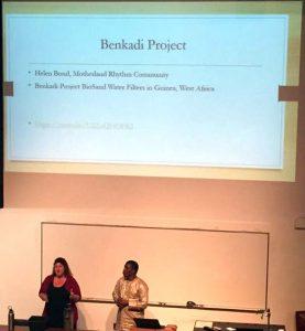 Benkadi Project & Motherland Rhythm Community