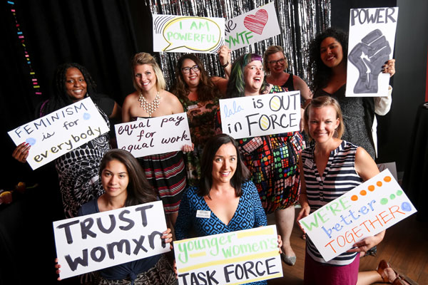 Younger Women's Task Force - Greater Lafayette Chapter