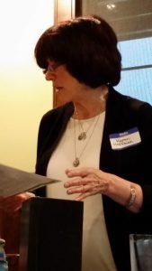 President Karen Hoffman